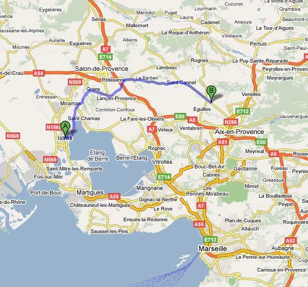 Contact plan d 39 accs discothque top60 aix en provence - Distance entre marseille et salon de provence ...
